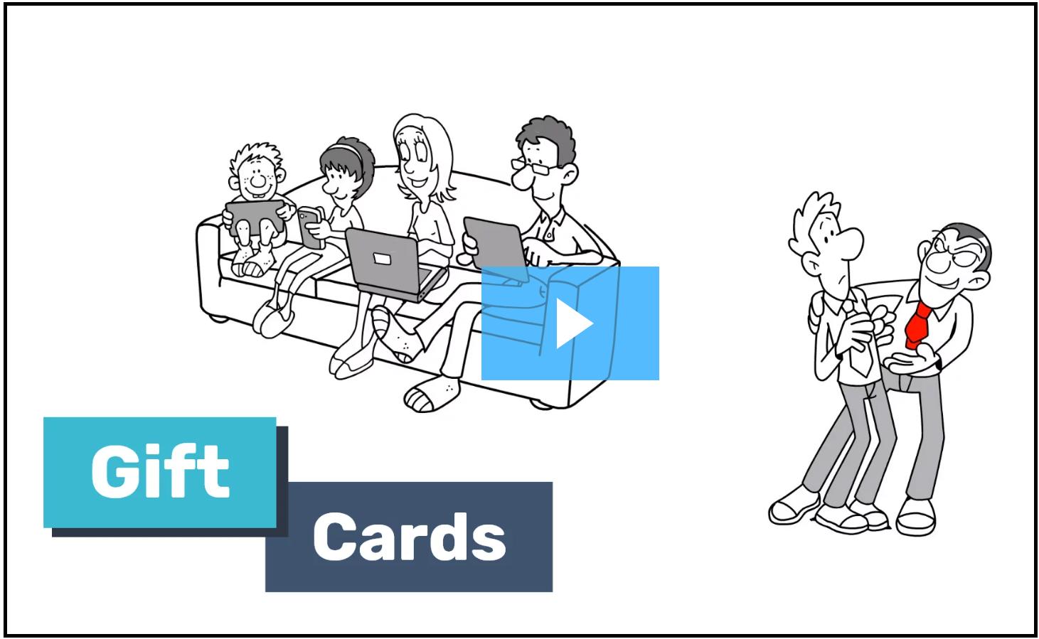 Gift Card Security Awareness Training