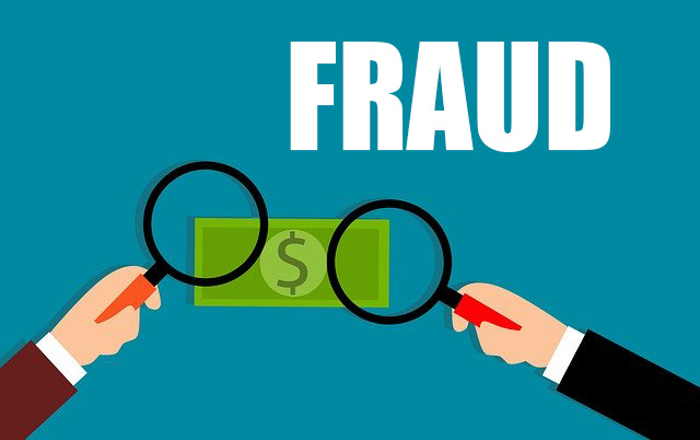 Fake check fraud cyber security training